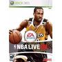 Juego Nba Live 08 Xbox 360 Ntsc/j