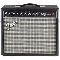 Amplificador Fender Guitarra Valvular Super Champ 15w 1x10