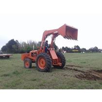 Tractor Fiat 60 Pala Invertida