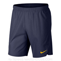 Short Nike Men's Fall Flex Ace 9  Blue/orange