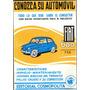 Libro Conozca Su Automovil: Fiat 600