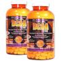 Aminoacidos De Cadena Ramificada Bcaa 2200 Saturn 100% Usa