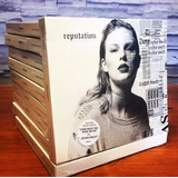 Cd Taylor Swift Reputation Cd Nuevo Original En Stock