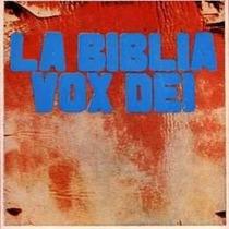 Vinilo Doble Vox Dei - La Biblia 2 Lp Reedicion Nuevo Cerrad