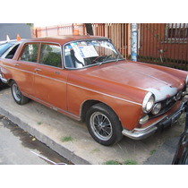 Peugeot 404 Grand Prix 4 Ptas 1975 Marron !!!!!!!