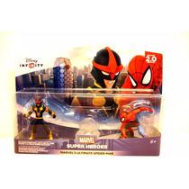 Playset Disney Infinity 2.0 Marvel: Spider -man - Minijuegos