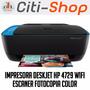 Impresora Multifuncion Hp 4729 Wifi Escaner Fotocopia Color