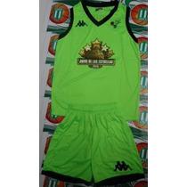 Camiseta Musculosa Y Short Basquet Jgo Estrellas2015 Xxs-3xl