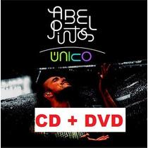 Cd+ Dvd Abel Pintos Unico Original / Nuevo/ Cerrado