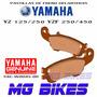 Pastilla Delantera Yamaha Yz/125/250 Yzf/250/450 En Mg Bikes