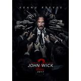 John Wick 2  2017 Digital Hd 1080 Garantía