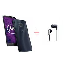 Celular Libre Motorola Moto G6 32gb 12mpx Auricular Cuotas!
