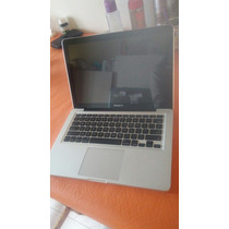 Macbook Pro 8gb Ram 1tb Disco Procesador I7