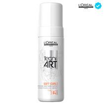 Aqua Mousse Soft Curls Tecni.art X150ml Loreal Professionnel