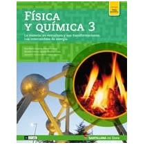 Física Y Química 3 En Línea - Ed. Santillana