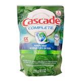 Cascade Detergente Lavavajilla Complete Fresh X15 Pastillas