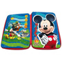 Cartuchera Mickey Y Minnie 2 Pisos Metalica Original Disney