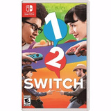 Juego 1-2 Switch | Nintendo Switch | Físico | Sellado |
