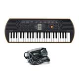 Teclado Casio Sa76 44 Teclas Niño Mini Piano Organo + Fuente