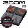Zoom B1on - Pedalera Multiefectos P/bajo