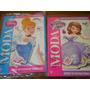 Lote X 2 Libros Disney Moda Princesita Sofia Y Princesa Pale