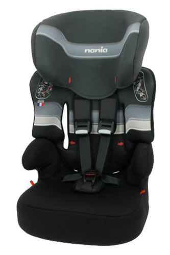 Butaca booster nania respaldo desmontable distrimicabebe for Butaca de bebe para auto