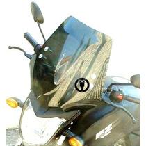 Parabrisa Hight Fz 16 Motos Yamaha Naked Fz1 Extra Elevado