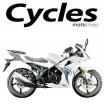 Moto Motomel Sr 200 0km Financia Solo Con Dni Tarjeta Sr200.