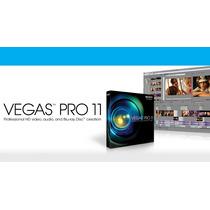 Sony Vegas Pro 11 32 Y 64 Bits