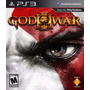 Ps3 God Of War 3 Nuevo Sellado Local Banfield Electroalsina