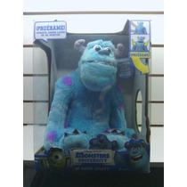 Muñeco Sulley Monster University C/soni Envio Sin Cargo Caba