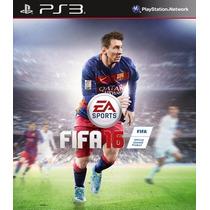 Fifa 16 Ps3 Digital - Express Game