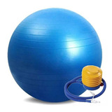 Pelota Pilates Esferodinamia Reforzada 75cm+inflador El Rey