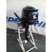 Fuera Borda Hidea 5 Hp 4 Tiempo Usado Powertec Parsun Yamaha