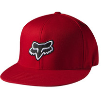 Gorra Fox Head Steez Snapback Original Usa Talle Unico