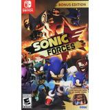 Sonic Forces Nuevo Fisico Switch Dakmor Canje/venta