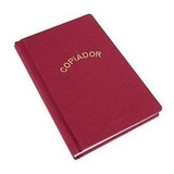 Libro Copiador Contable Tapa Dura 250 Paginas