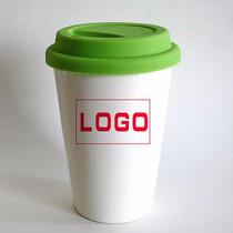 Vaso Jarro Mug Tazas Porcelana Ceramica Silicona Mayor Menor