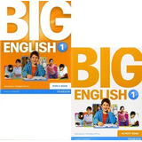 Big English 1 British - Pupil´s Book And Activity Book
