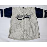 Casaca Baseball New York Yankees Talle Xl