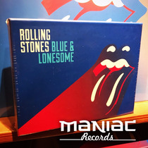 The Rolling Stones Blue & Lonesome Cd Deluxe Box Set