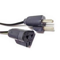 Alargue Electricidad 5mts Fichas Kalop Cable 2x1mm