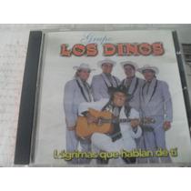 Cd-los Dinos-cumbia-año 2004-para Coleccionistas