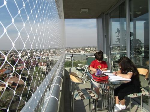 9832858f5442b Red Proteccion Balcon Ventana Seguridad Malla Palomas Gatos en venta ...