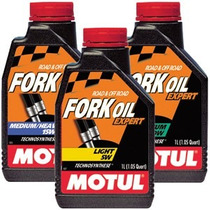 Aceite Suspension Horquilla Moto Motul Fork Oil 10w 5w