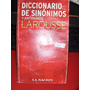 Diccionario De Sinónimos Y Antónimos Larousse La Nación