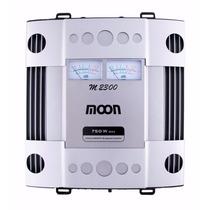 Potencia Para Auto Moon M2300 750 W 2 Canales