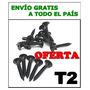 Tornillo T2- 6 X 1 Autoperforante- Durlock- Aguja- X10000 U