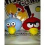 Peluches Angry Birds! Todos Los Modelos