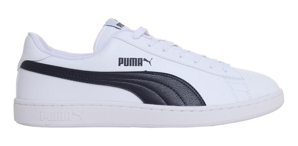 Zapatillas Puma Moda Smash V2 L Hombre Bl/mn